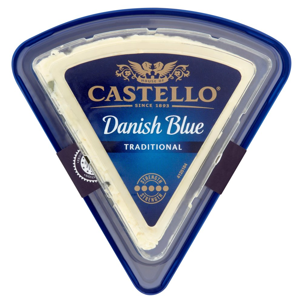 Castello Traditional Danish Blue 100g
