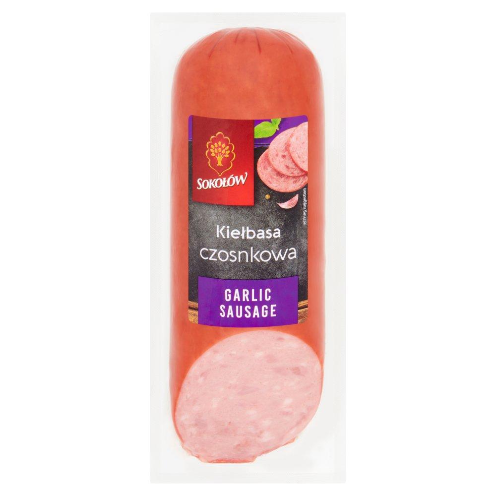 Sokołów Garlic Sausage 400g