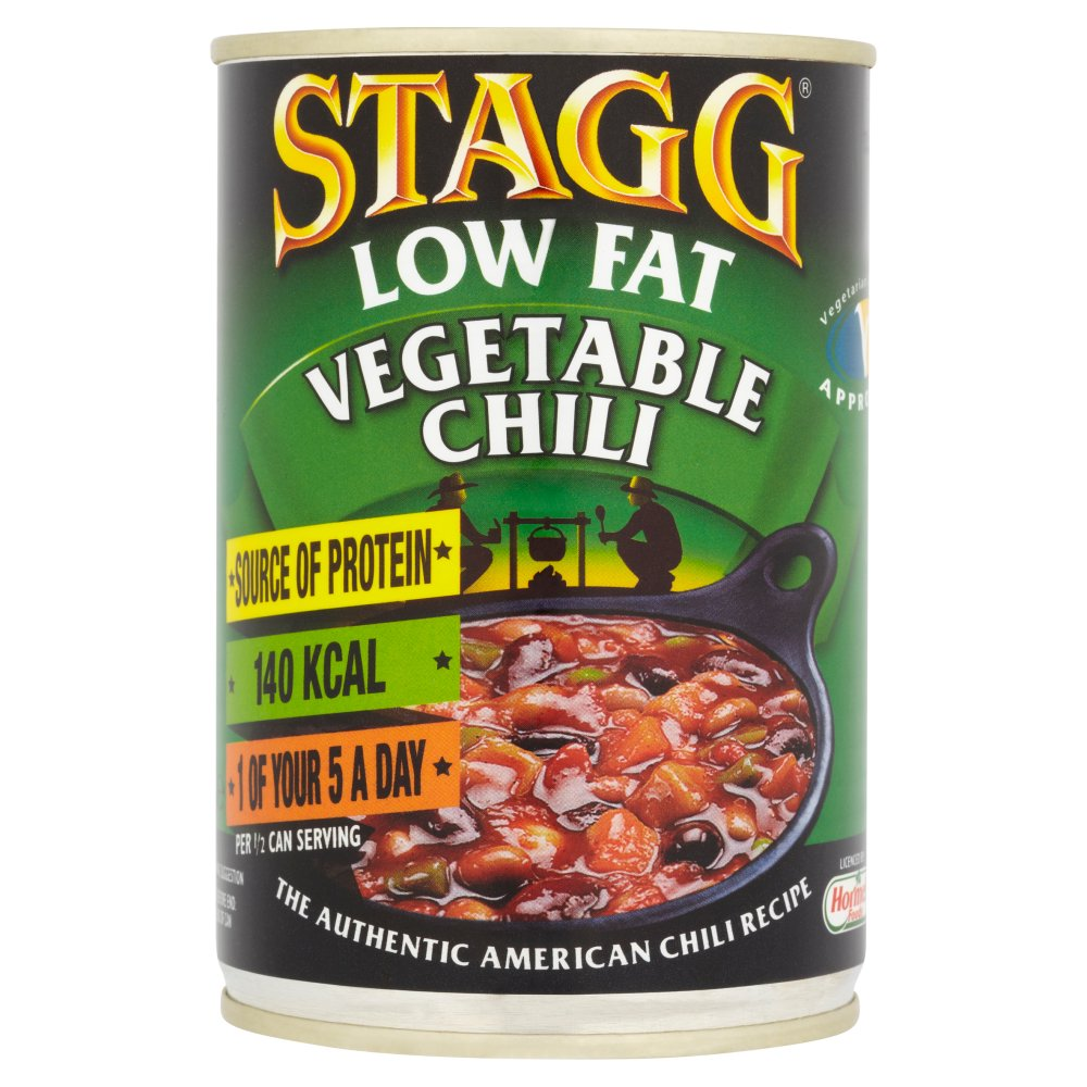 Stagg Chilli Vegetable 400g
