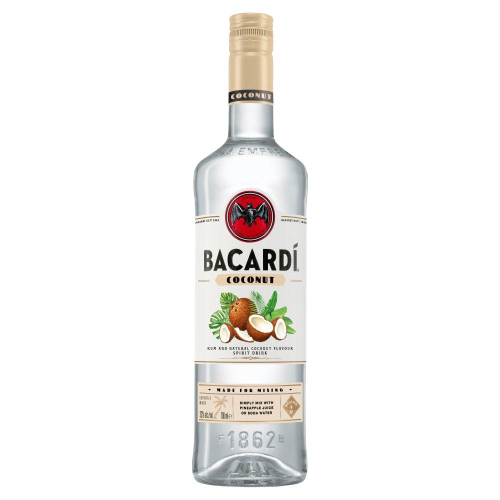 Bacardi Coconut Spirit Drink 700ml