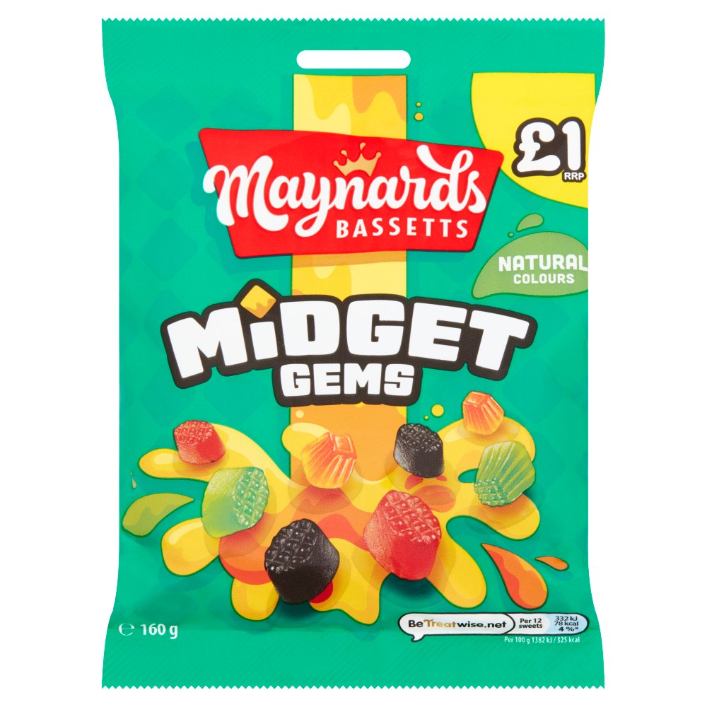 Midget Gems Yorkshire
