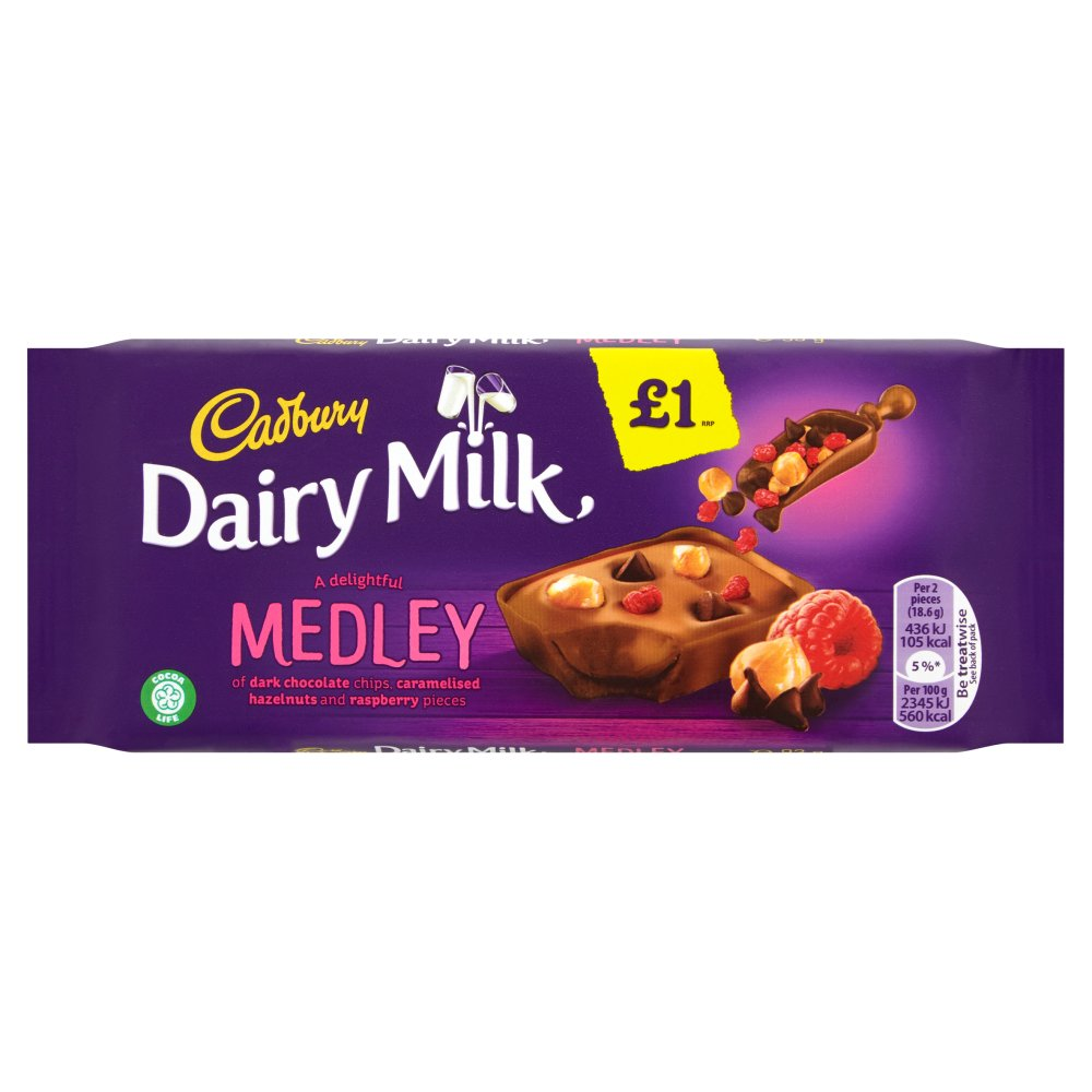Cadbury Royal Dark Chocolate Review