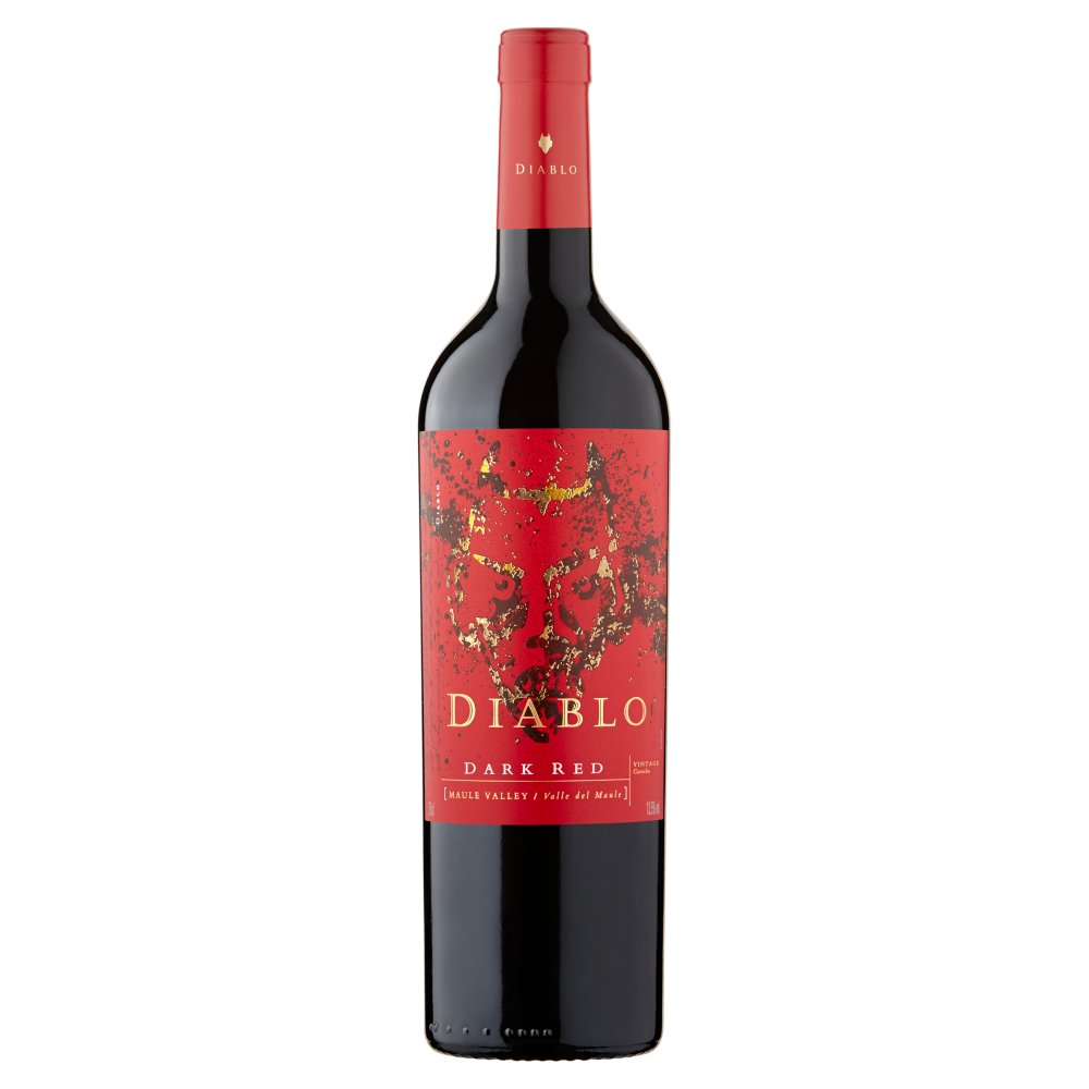 Diablo Dark Red 75cl