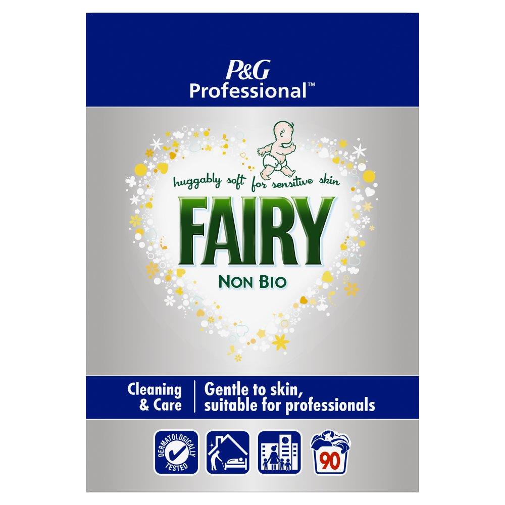 Fairy Non-Bio Powder Detergent 5.85Kg 90 Washes
