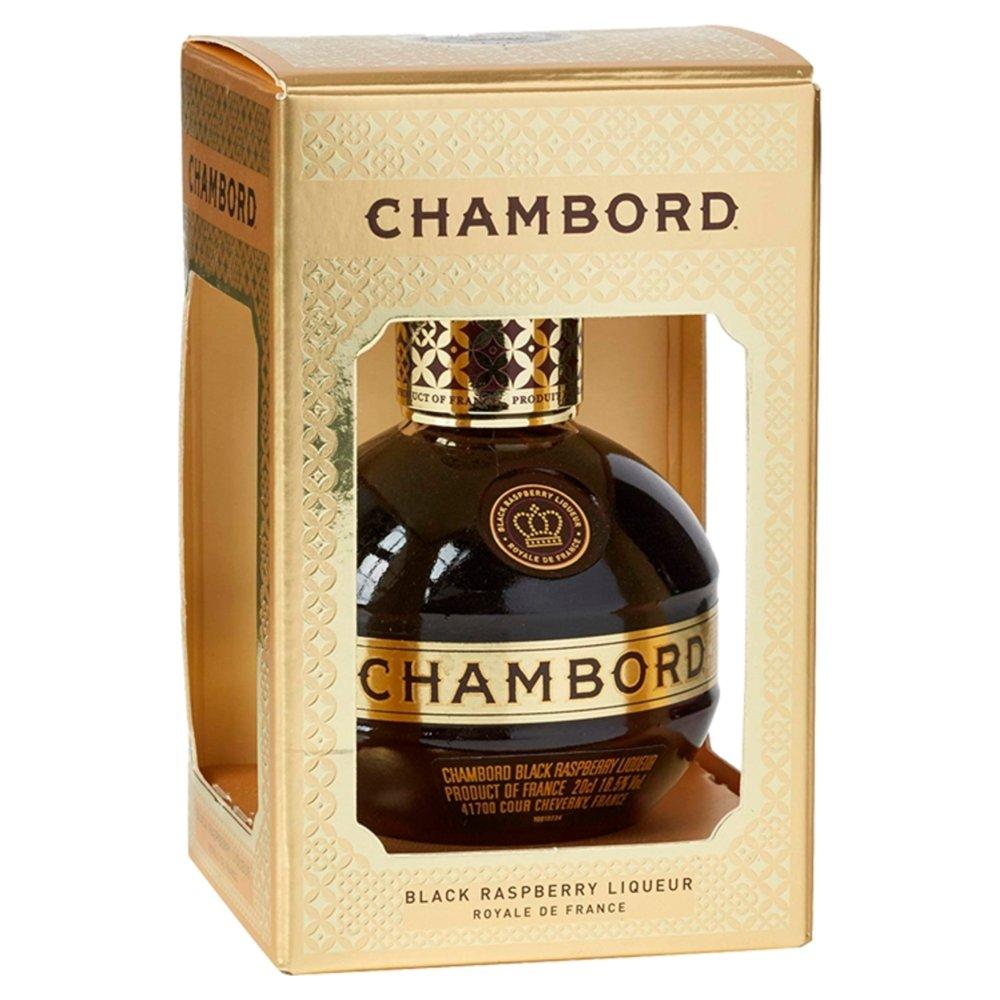 Chambord Black Raspberry Liqueur 20cl