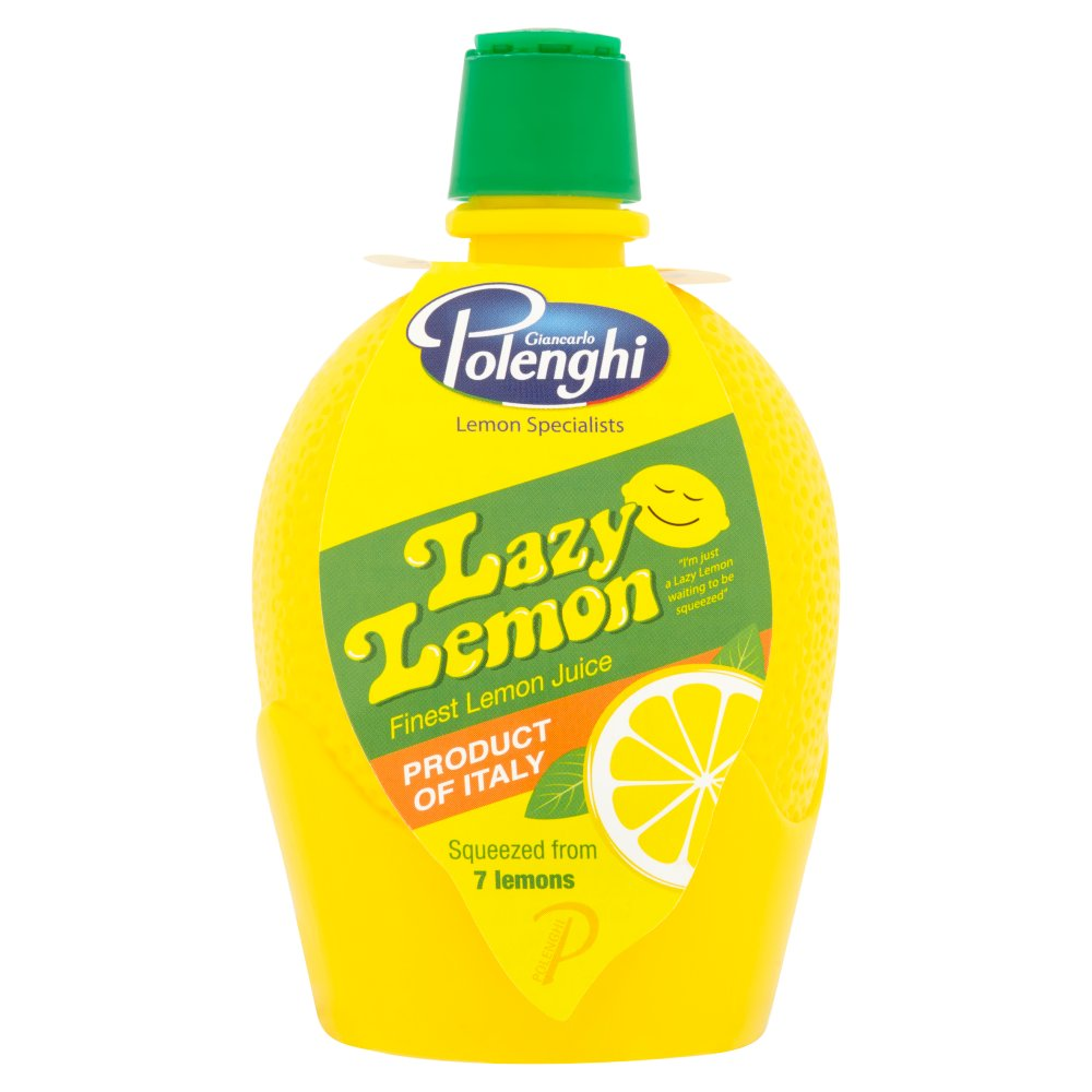 Lazy Lemon 200ml