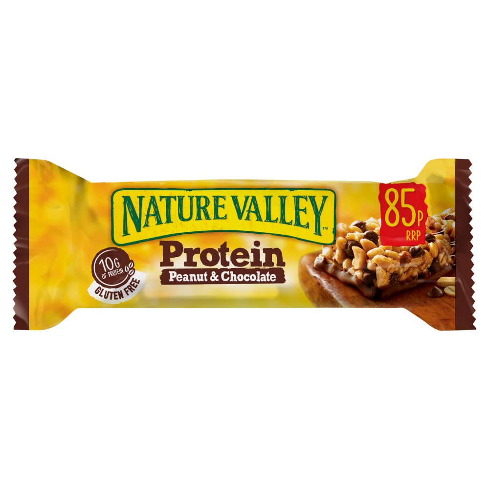 Nature Valley Protein Peanut & Chocolate 85p