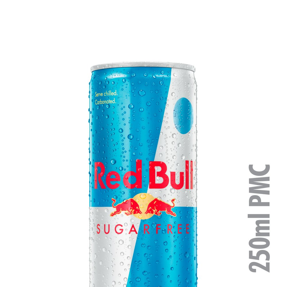 Red Bull Sugar Free PM £1.19