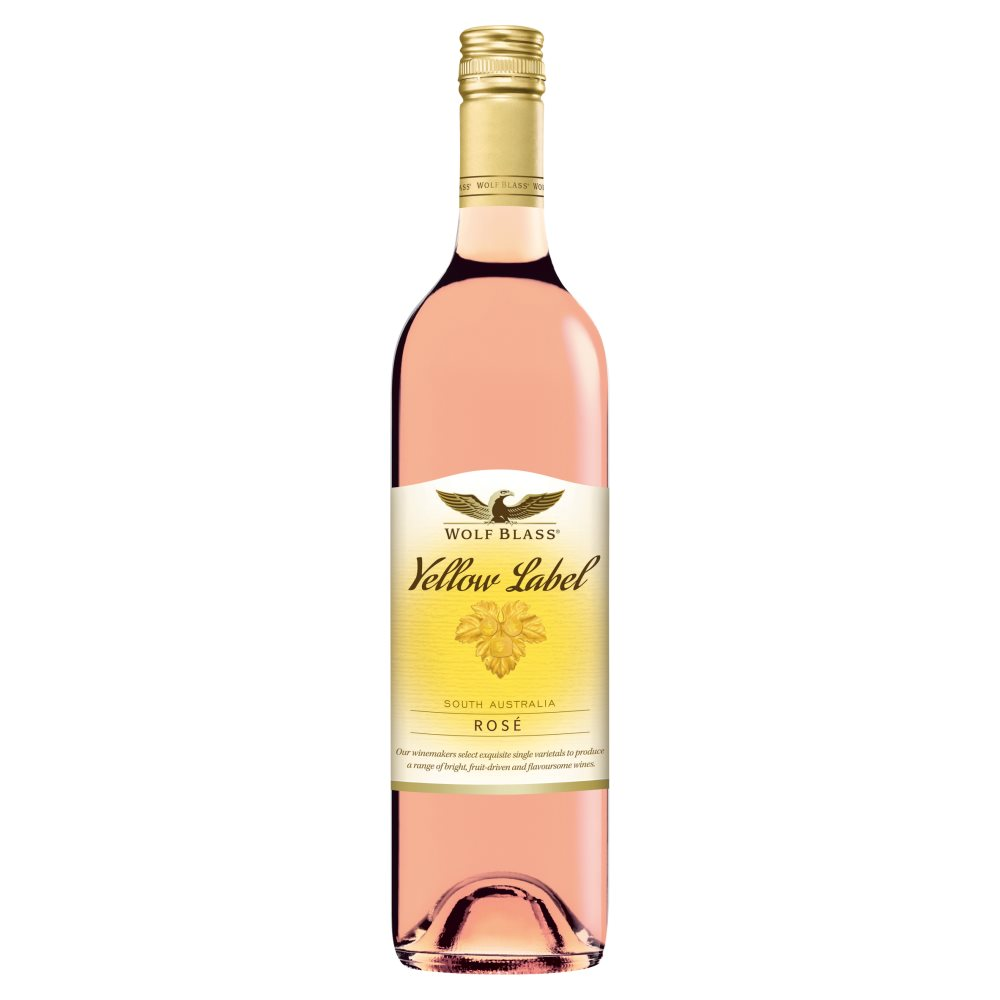 Wolfblass Yellow Rose 75cl