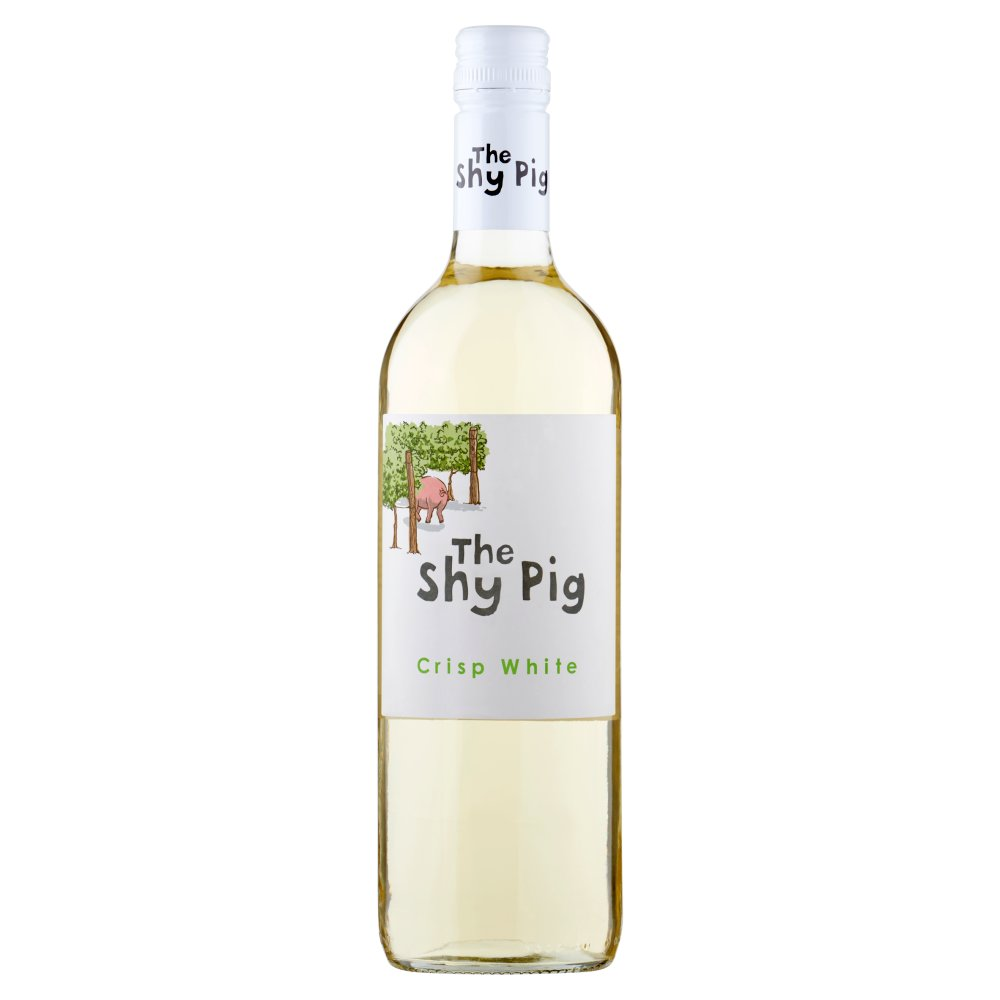 The Shy Pig Crisp White 75cl