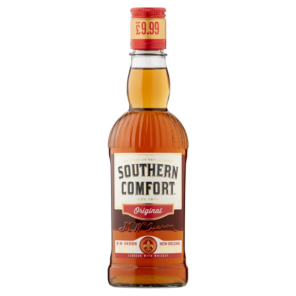 Southern Comfort Original Liqueur with Whisky 35cl