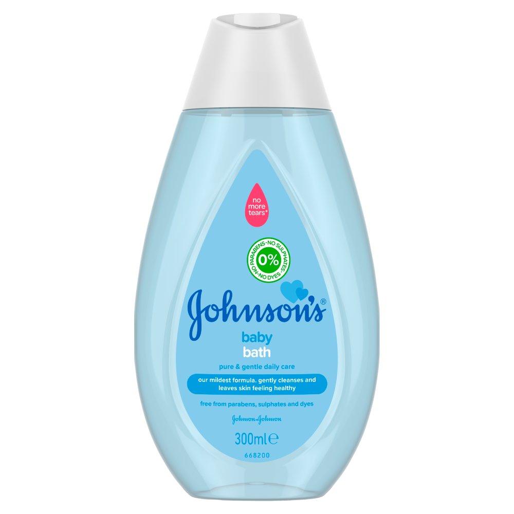 JOHNSON'S® Baby Bath 300ml