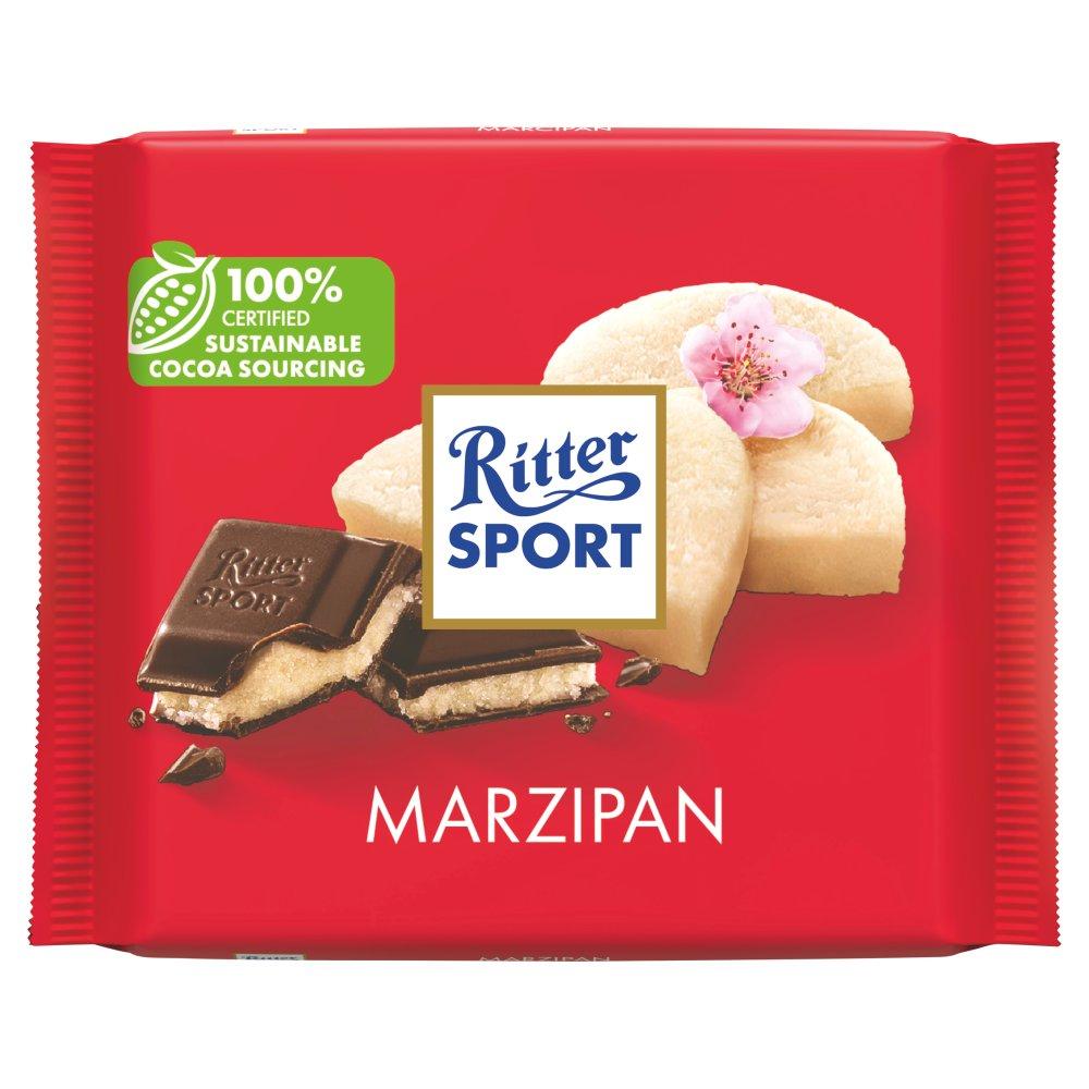 Ritter Sport Dark Chocolate Ingredients