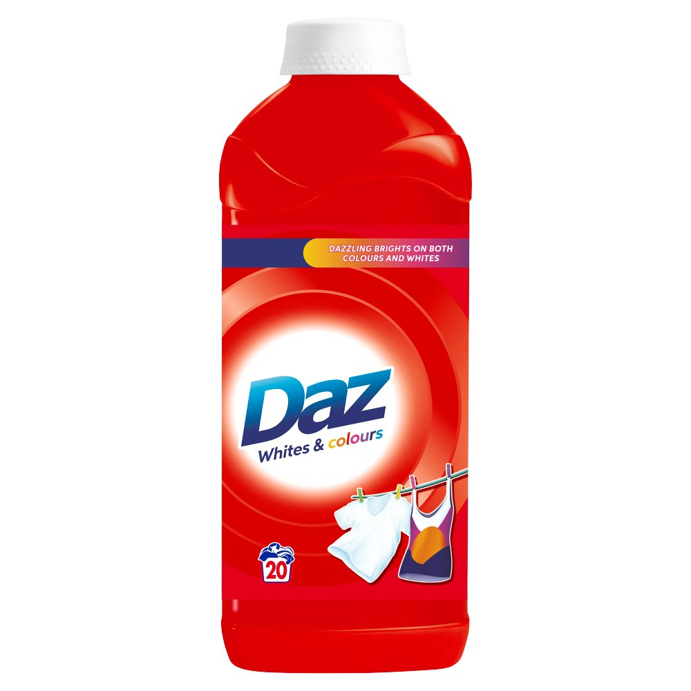 Daz Liquid Regular 20Washes