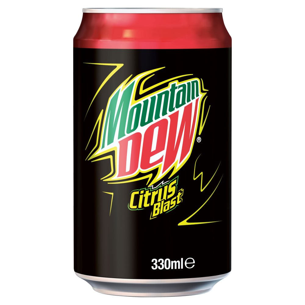 Mountain Dew Can 49p