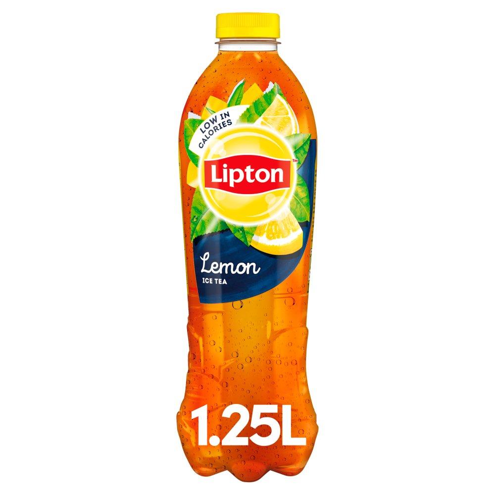 Lipton Lemon Ice Tea 1.25L