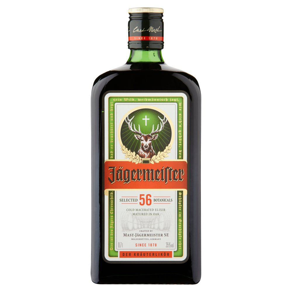 Jägermeister Herbal Liqueur 70cl