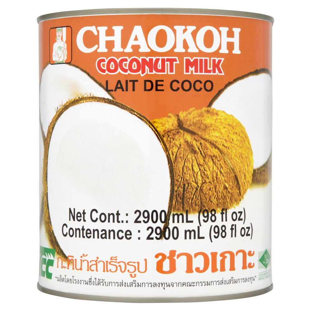Chaokoh Coconut Milk 2900ml