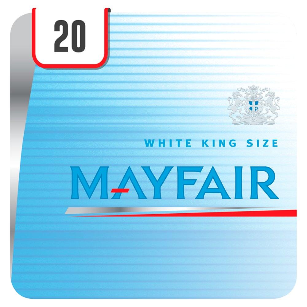 Mayfair White 20 Cigarettes Track & Trace Compliant