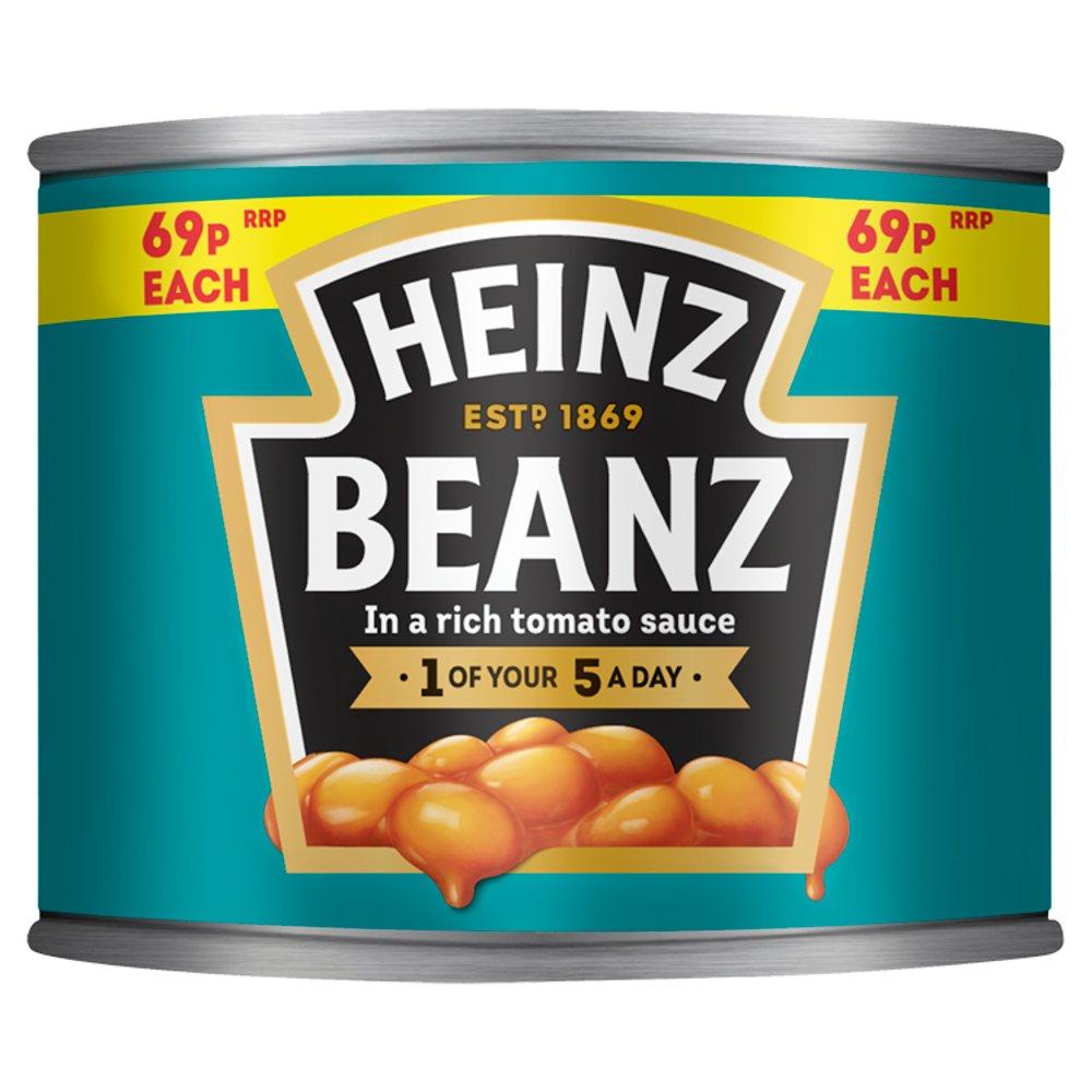 Heinz Beanz 200g PMP