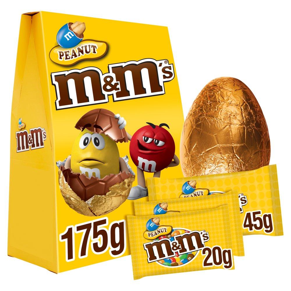 M&M's Peanut Egg 175g