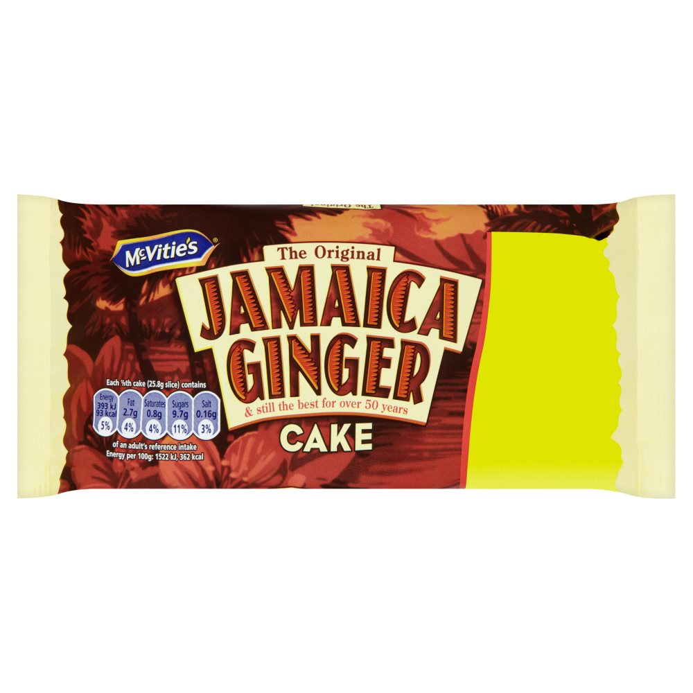 Mcvities Jamaica Ginger PM £1.49