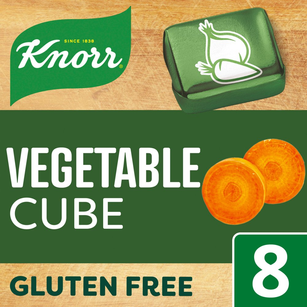 Knorr Stock Cubes Vegetable
