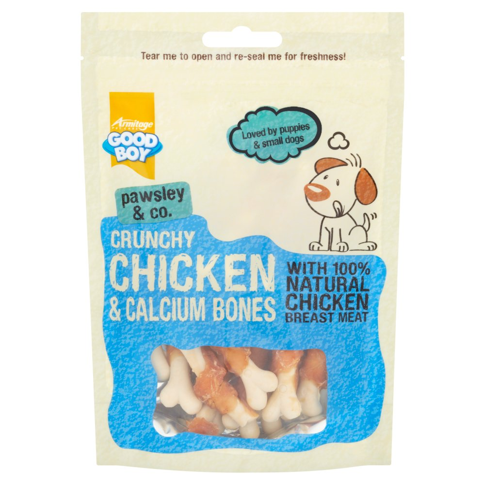 Gb Chick & Calcium Bones