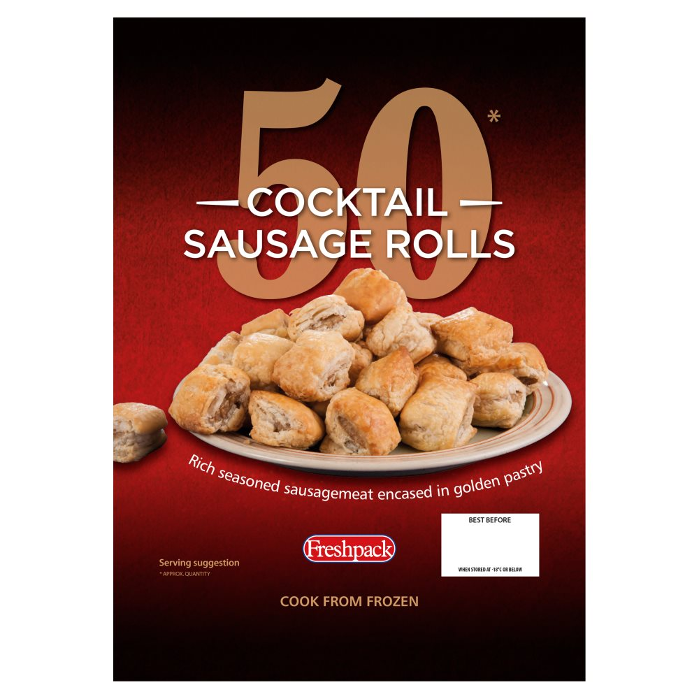 Freshpack Party Sausage Rolls