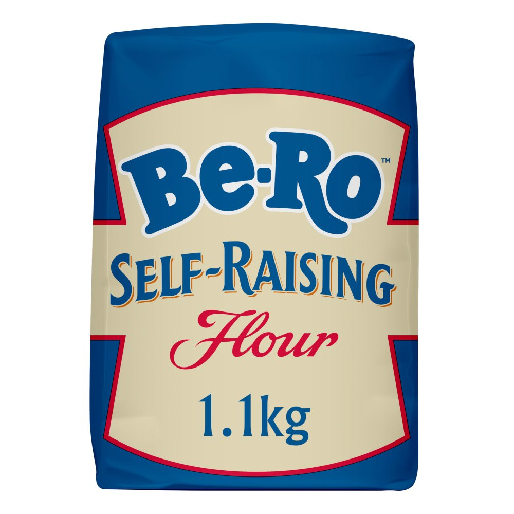 Be-Ro Self-Raising Flour 1.1kg
