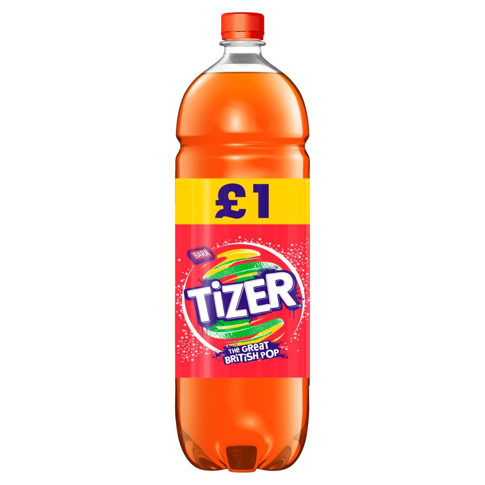 Tizer PM £1