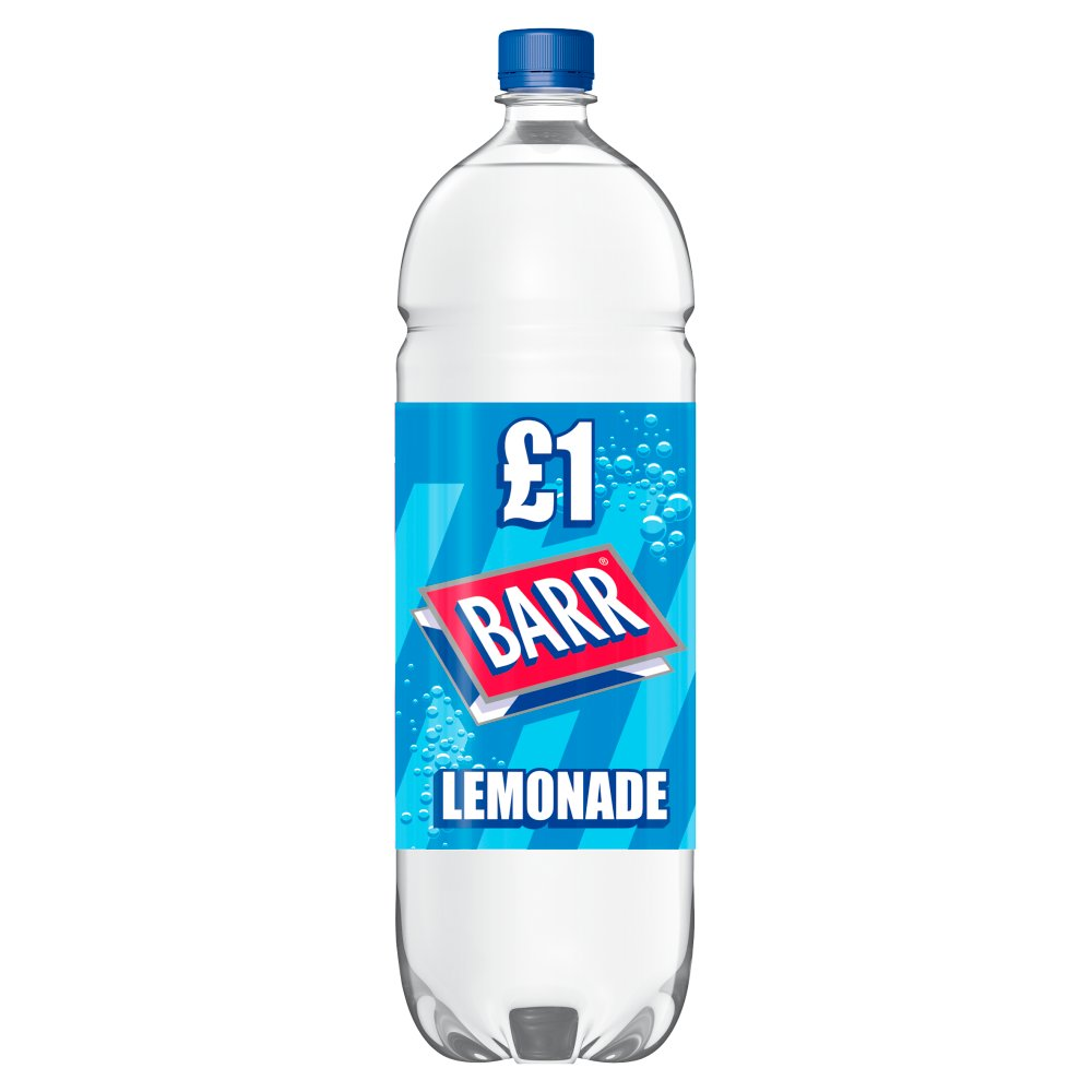 Barrs Lemonade £1.00