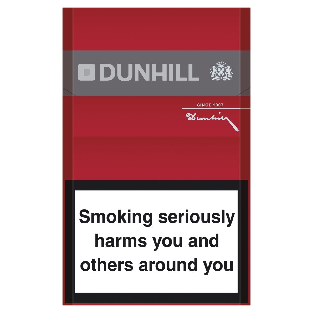 Dunhill Kingsize Red