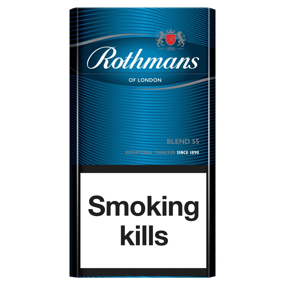 Rothmans Superking Blend55
