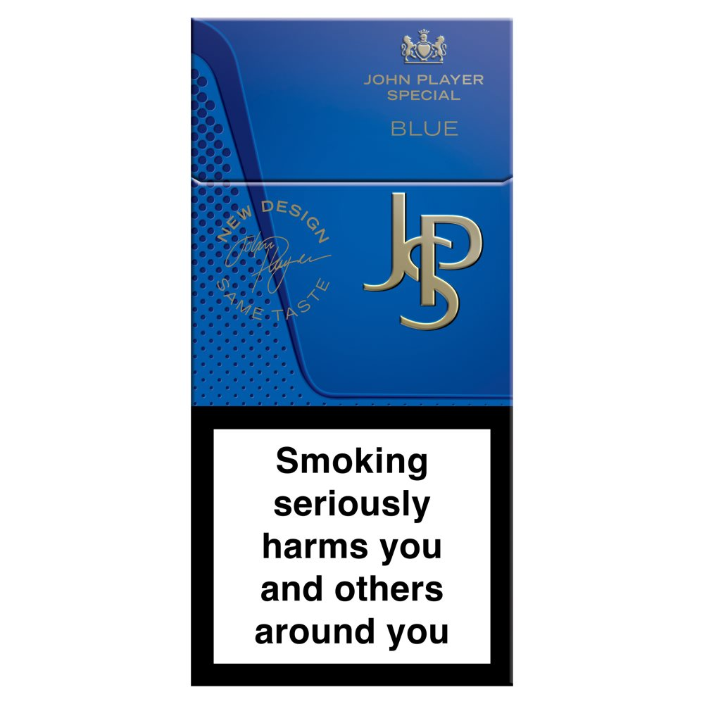 John Player Special Kingsize Blue