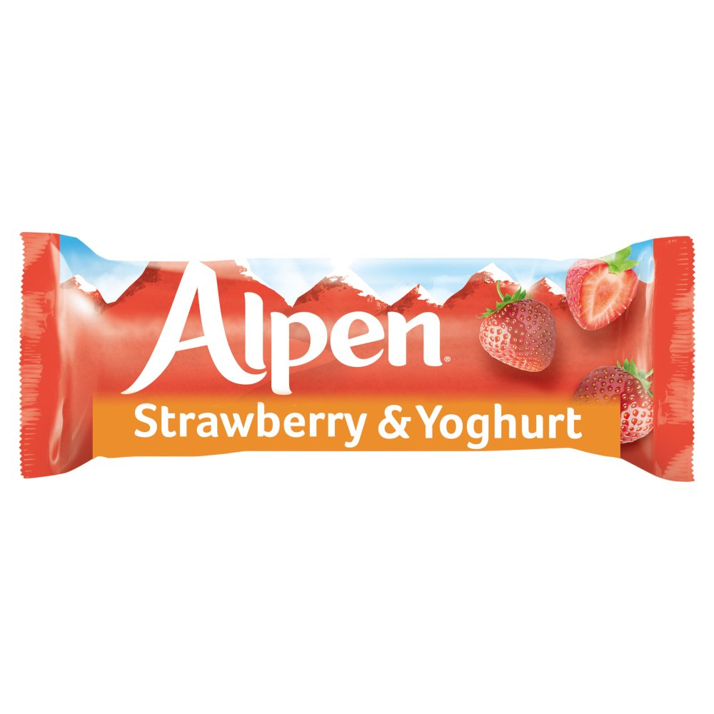 Alpen Strawberry & Yoghurt Bar