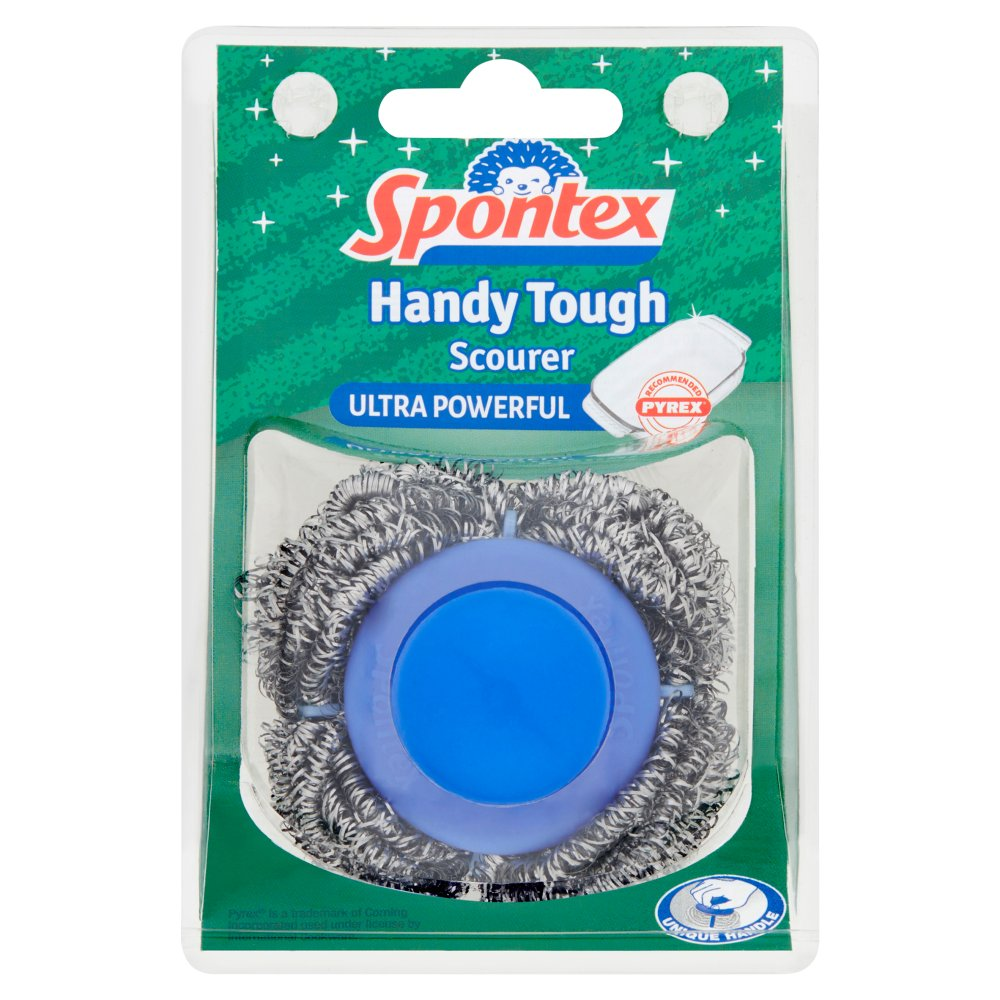 Spontex Handy Tough Scourer