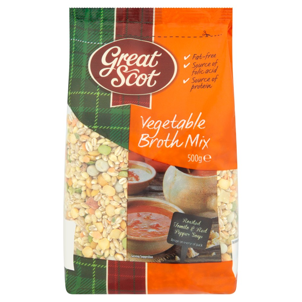 Great Scott Vegetable Broth Mix