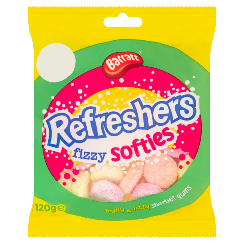 Candyland Softies Reresher £1.00