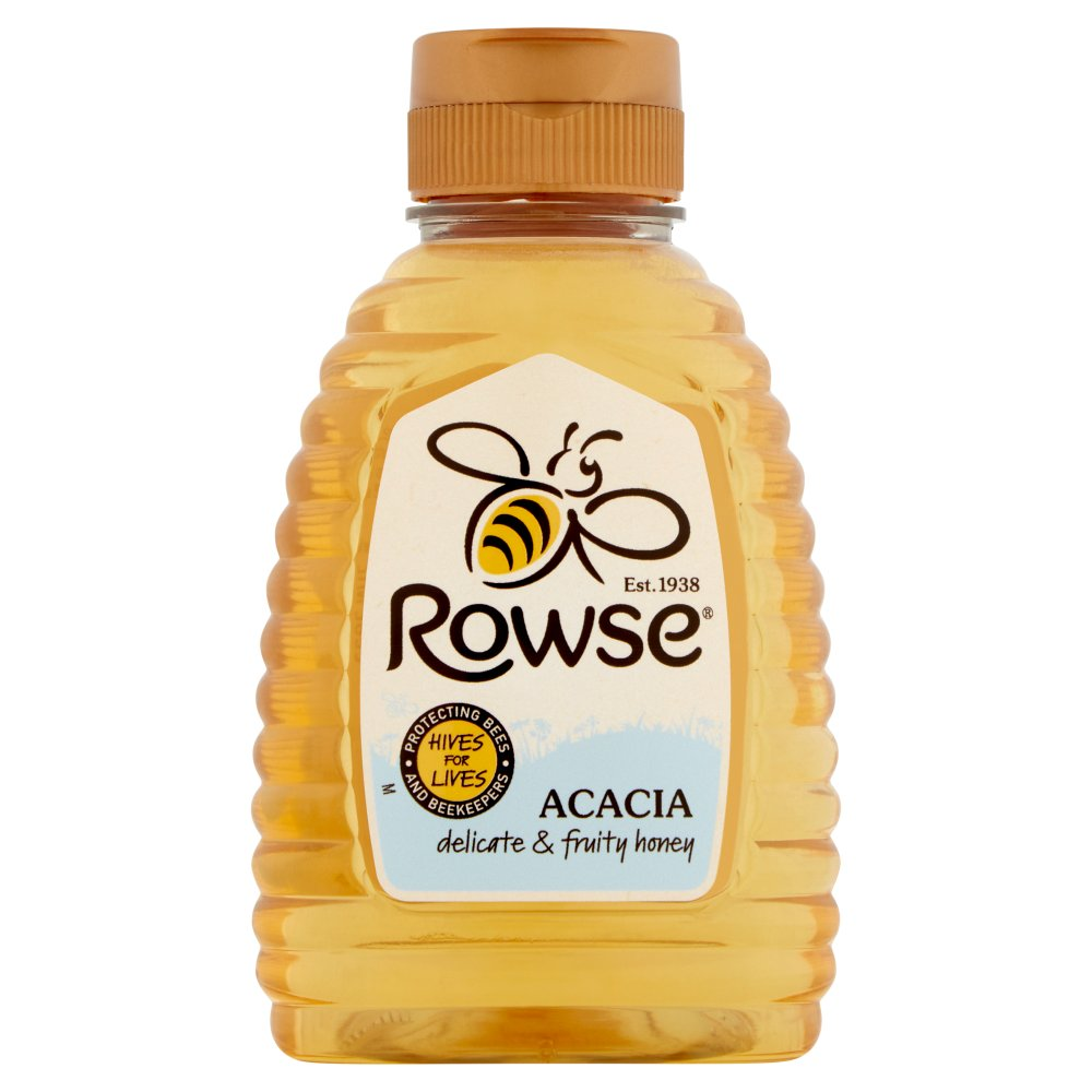Rowse Acacia Delicate & Fruity Honey 250g