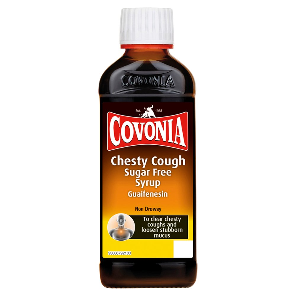 Covonia Sugar & Alcohol Free Cough Syrup