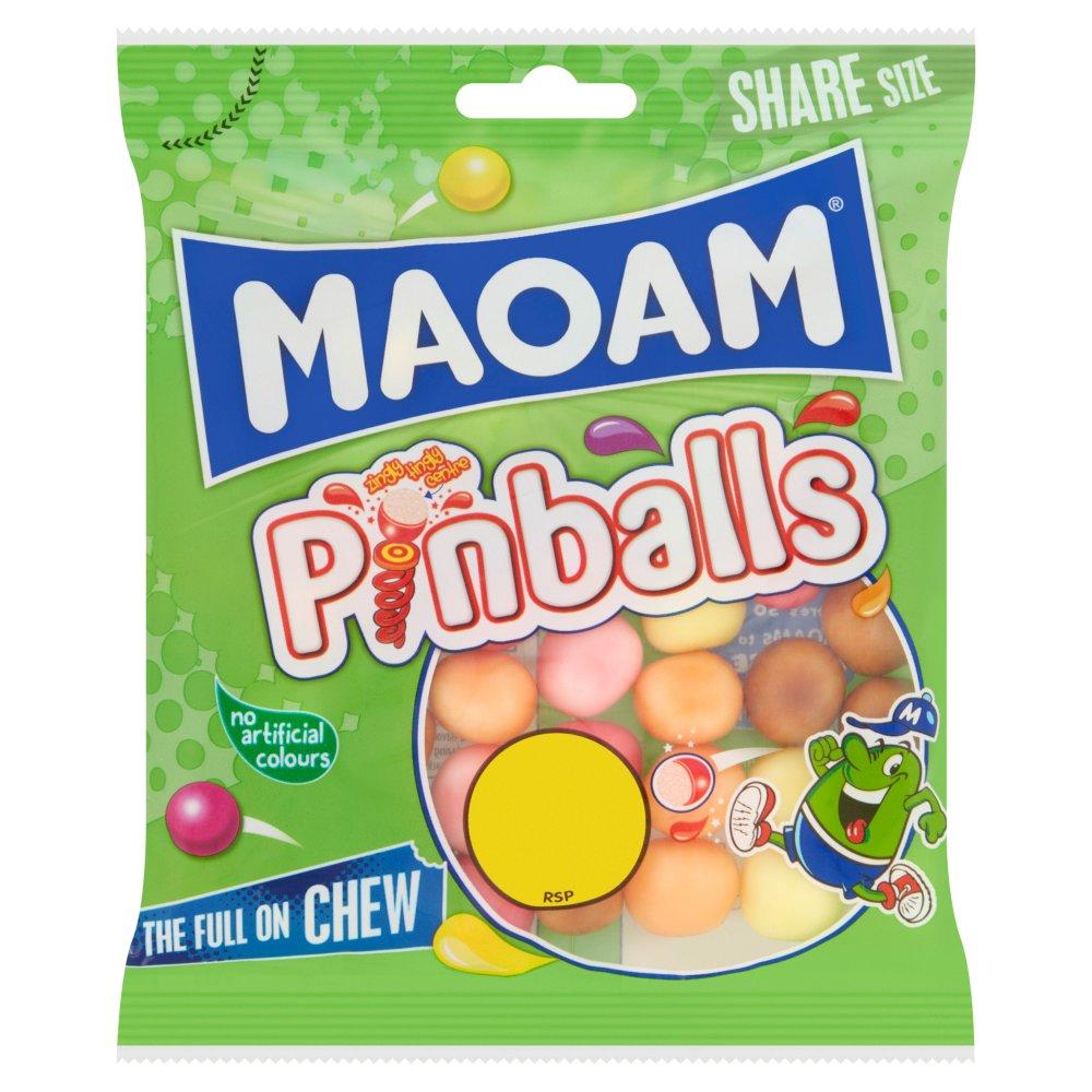 MAOAM Pinballs Bag 140g £1PM