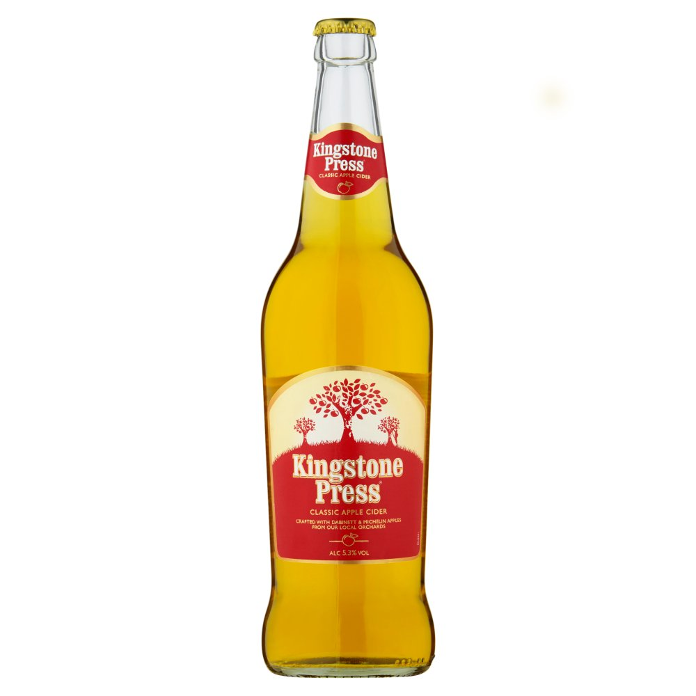 Kingstone Press Cider 660ml