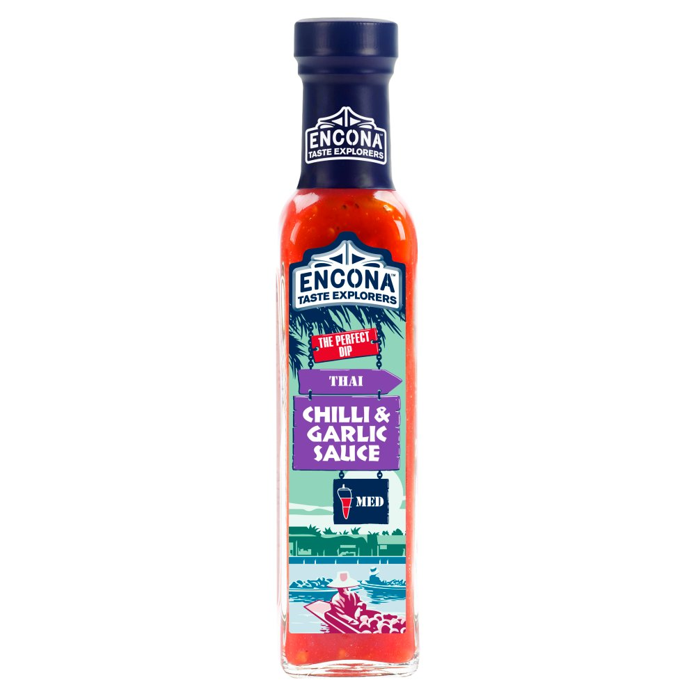 Encona Chilli Garlic Sauce