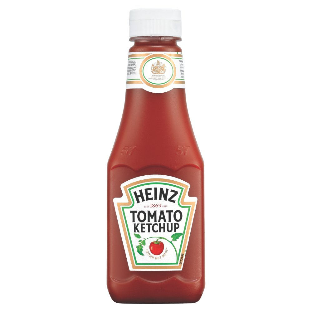 Heinz Tomato Ketchup Squeezy 300ml