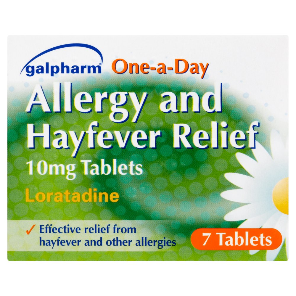 Gal Hayfever & Allergy Relief Non Drowsy