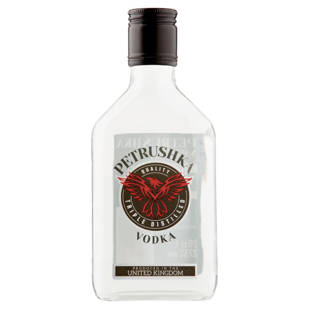 Petrushka Vodka