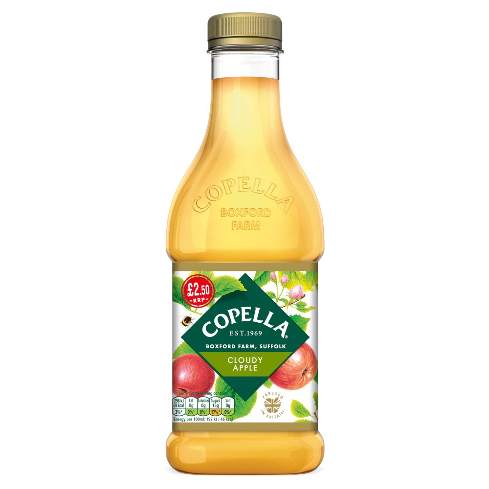 Copella Cloudy Apple Juice PMP £2