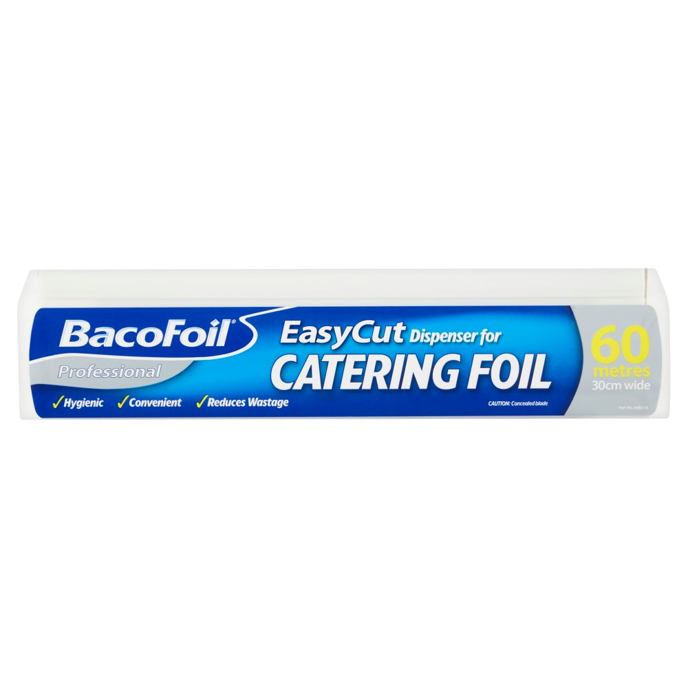 Bacofoil Professional EasyCut Dispenser for Catering Foil 30cm x 60m