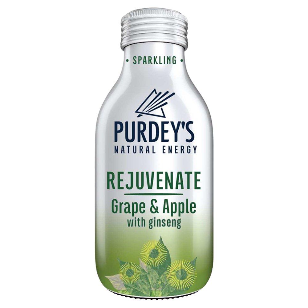 Purdey's Rejuvenate Natural Energy 330ml